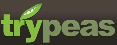 TryPeas Logo